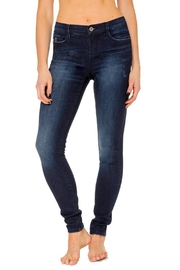 Nancy Rose Mid-Rise Skinny Jean - Product Mini Image