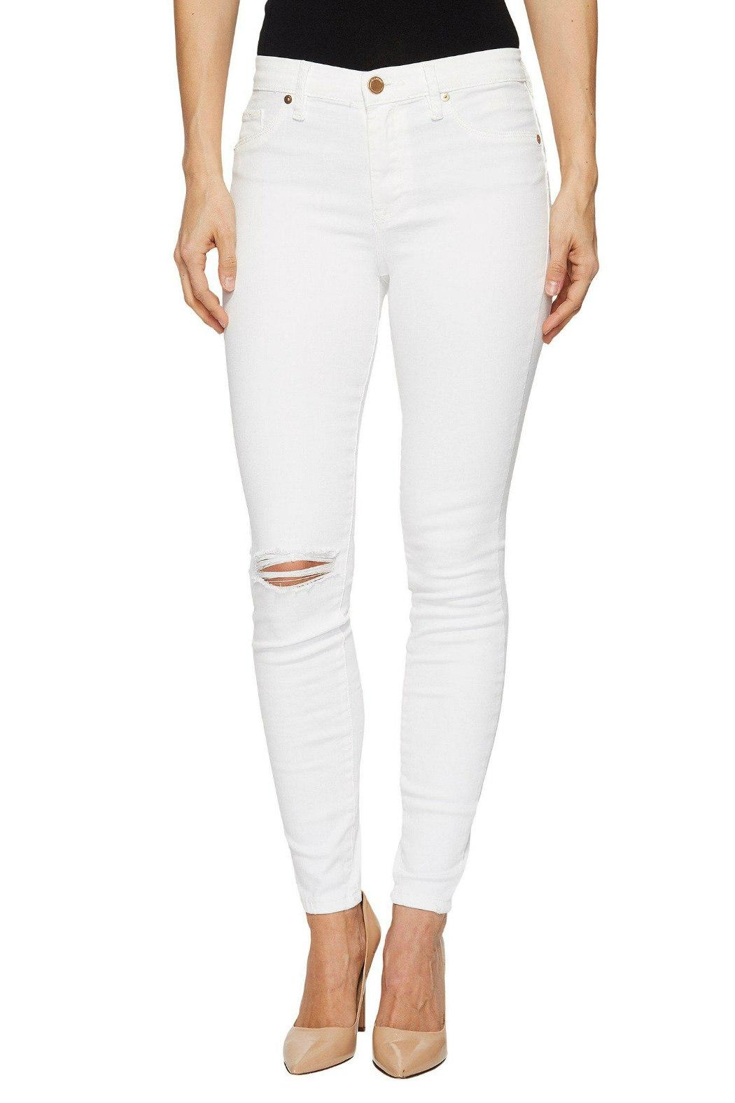 Blank NYC Mid-Rise Skinny Jean - Front Full Image