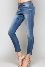 Vervet Mid Slant Denim - Product Mini Image