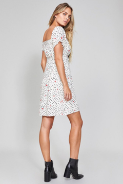 MinkPink Mid-Summer Dotted Dress - Alternate List Image