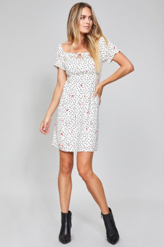 MinkPink Mid-Summer Dotted Dress - Product List Image