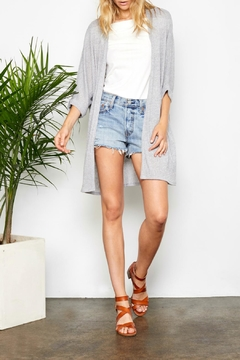 Gentle Fawn Mid Thigh Cardigan - Product List Image