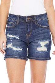 Judy Blue Mid-Thigh Shorts - Product Mini Image
