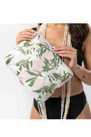 Aloha Collection Mid Tiare Ti Pouch - Front cropped