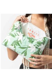 Aloha Collection Mid Tiare Ti Pouch - Side cropped