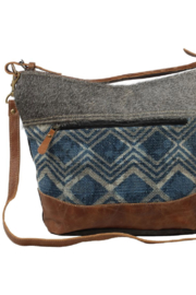 Myra Bags Mid Town Tide Shoulder Bag - Product Mini Image