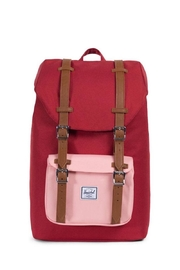 Herschel Supply Co. Mid-Volume Little America - Front cropped