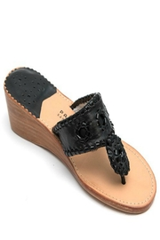 Palm Beach Collection Mid Wedge Sandal - Product Mini Image