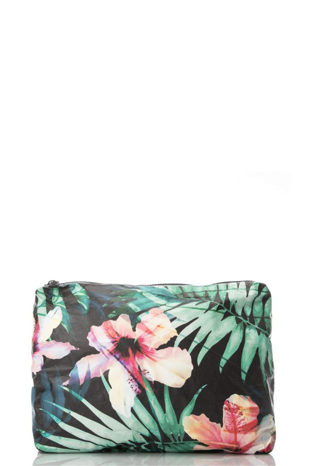 Aloha Collection Mid With Love From Paradise x ALOHA Pouch - Front Cropped Image