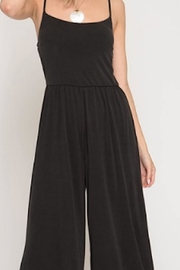 She + Sky Midi Culotte Jumpsuit - Product Mini Image