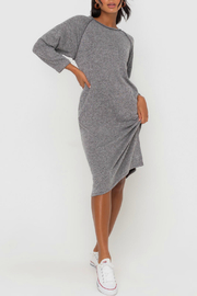 Lush  Midi Dress - Product Mini Image
