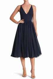 Dress the Population Midi Dress - Front cropped