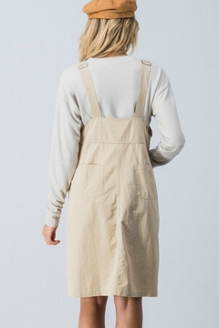 My Beloved Midi Overall Dress - Alternate List Image