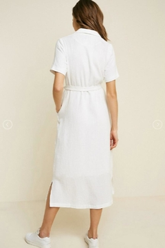 Hayden Los Angeles Midi Shirt Dress - Alternate List Image
