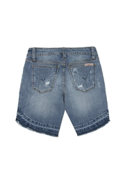 Hudson Jeans Midi Short - Front full body
