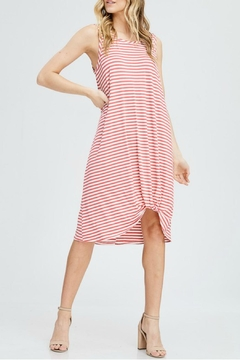 ee:some Midi Striped Dress - Product List Image
