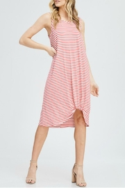 ee:some Midi Striped Dress - Product Mini Image