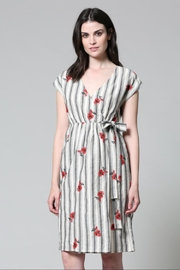 FATE by LFD Midi Wrap Dress - Product Mini Image