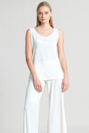 Clara Sunwoo Midlength Scoop Neck Tank - Product Mini Image