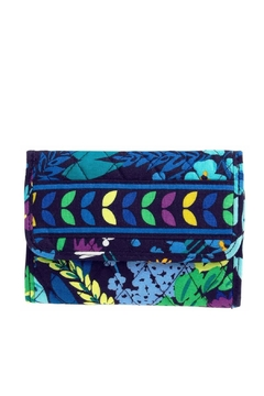 Vera Bradley Midnight Blues Euro-Wallet - Product List Image