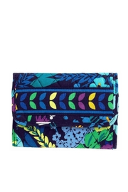 Vera Bradley Midnight Blues Euro-Wallet - Product Mini Image
