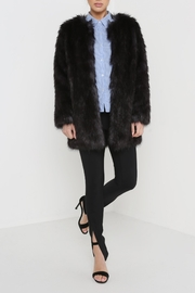 UNREAL FUR Midnight Coat - Product Mini Image
