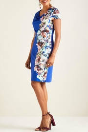 Yumi Midnight Floral Dress - Product Mini Image