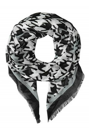 Vera Bradley Midnight Houndstooth Scarf - Product Mini Image