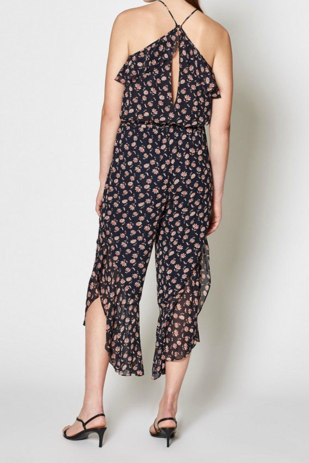 Joie Midnight Jael Jumpsuit - Side Cropped Image