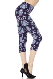 New Mix Midnight Mystic Legging - Front cropped