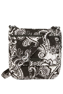 Shoptiques Product: Midnight Paisley Mailbag
