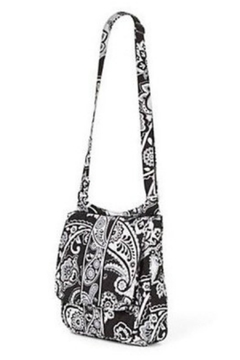 Vera Bradley Midnight Paisley Mailbag - Alternate List Image