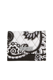 Vera Bradley Midnight Paisley Trifold - Product Mini Image