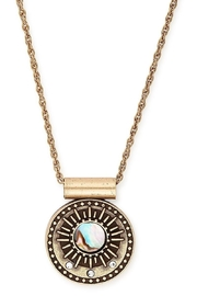 Alex and Ani Midnight Sun Necklace - Front cropped