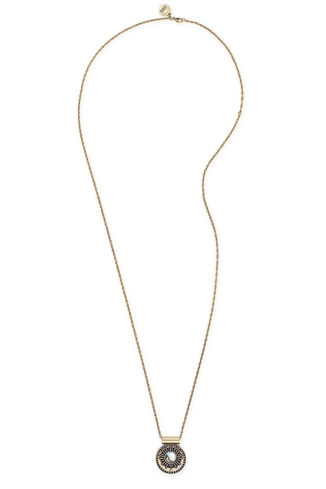 Alex and Ani Midnight Sun Necklace - Front Full Image