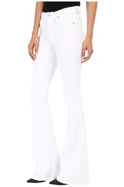 Hudson Jeans Midrise Flared Jeans - Product Mini Image
