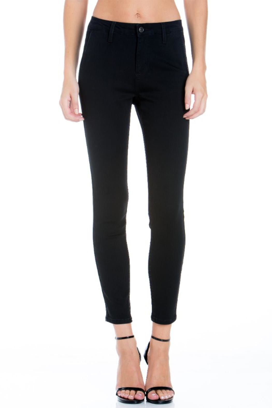 Cello Jeans Midrise Skinny Pant - Front Full Image