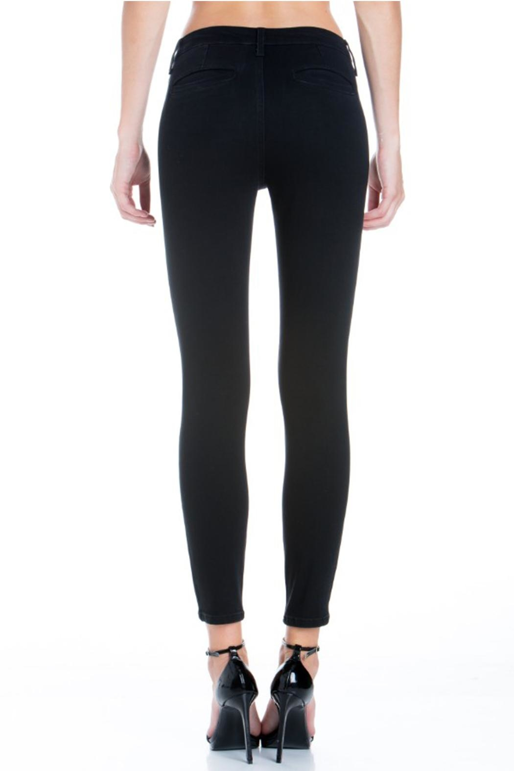 Cello Jeans Midrise Skinny Pant - Side Cropped Image