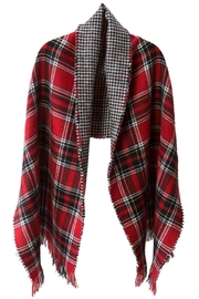 Midwest CBK Boxed Reversible Scarf - Front cropped