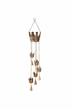 Midwest CBK Crown Wind Chime - Alternate List Image