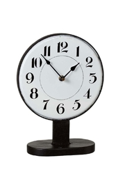 Midwest CBK Enamel Desk Clock - Product Mini Image