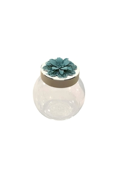 Shoptiques Product: Floral Trinket Jar