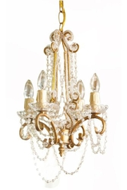 Midwest CBK Gold Chandelier - Product Mini Image