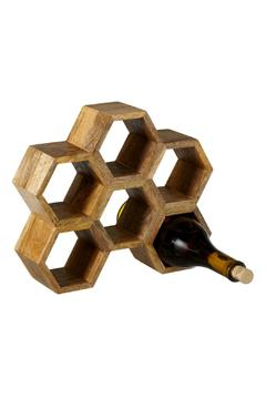 Shoptiques Product: Hexagon Wine Holder
