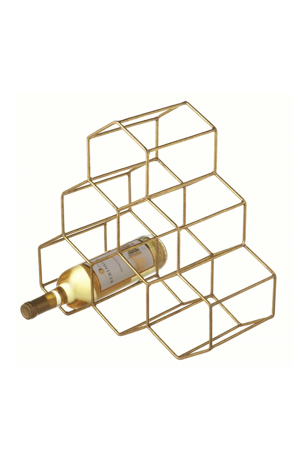 Midwest CBK Honeycomb Wine Holder - Main Image