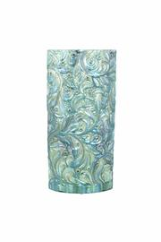 Midwest CBK Leaf Vase Blue - Product Mini Image