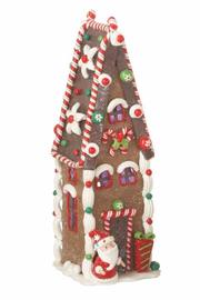 Midwest CBK Led Gingerbread House Tall - Product Mini Image