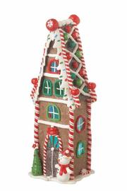 Midwest CBK Gingerbread House Tall - Side cropped