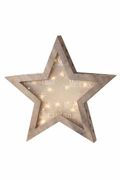 Midwest CBK LED Merry Christmas Star - Alternate List Image