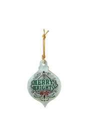 Midwest CBK Merry & Bright Deco - Front cropped